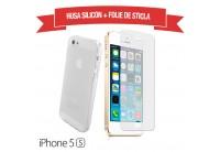 Set Protectie iPhone 5/5S