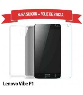Set de protectie Lenovo Vibe P1