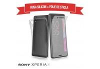 Set protectie SONY Xperia X
