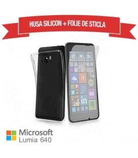 Set protectie MICROSOFT Lumia 640