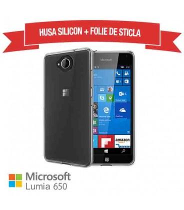 Set protectie MICROSOFT Lumia 650