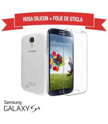 Set de Protectie SAMSUNG Galaxy S4