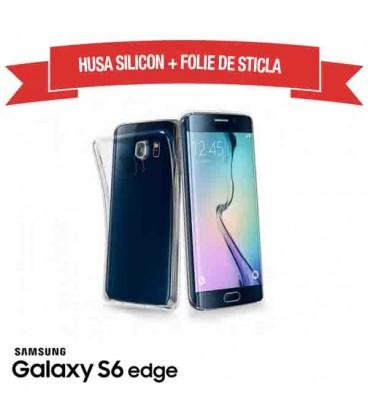 Set de Protectie SAMSUNG Galaxy S6 Edge