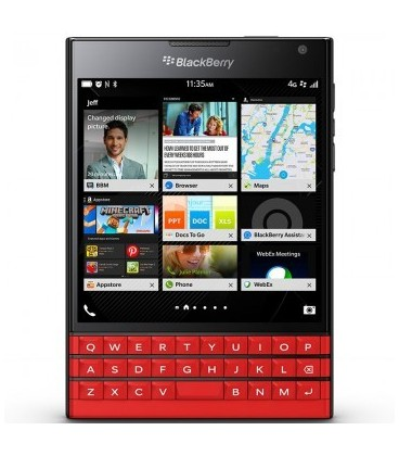 Huse BlackBerry Passport