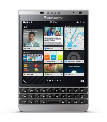 Huse BlackBerry Passport Silver Edition