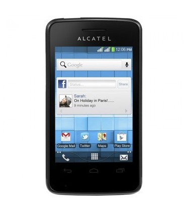 Folii Alcatel One Touch T'Pop OT-4010