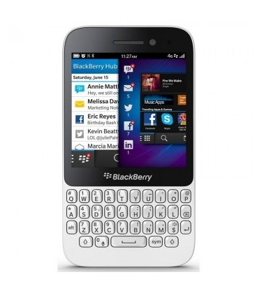 Folii BlackBerry Q5
