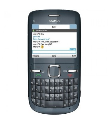 Folii Nokia C3