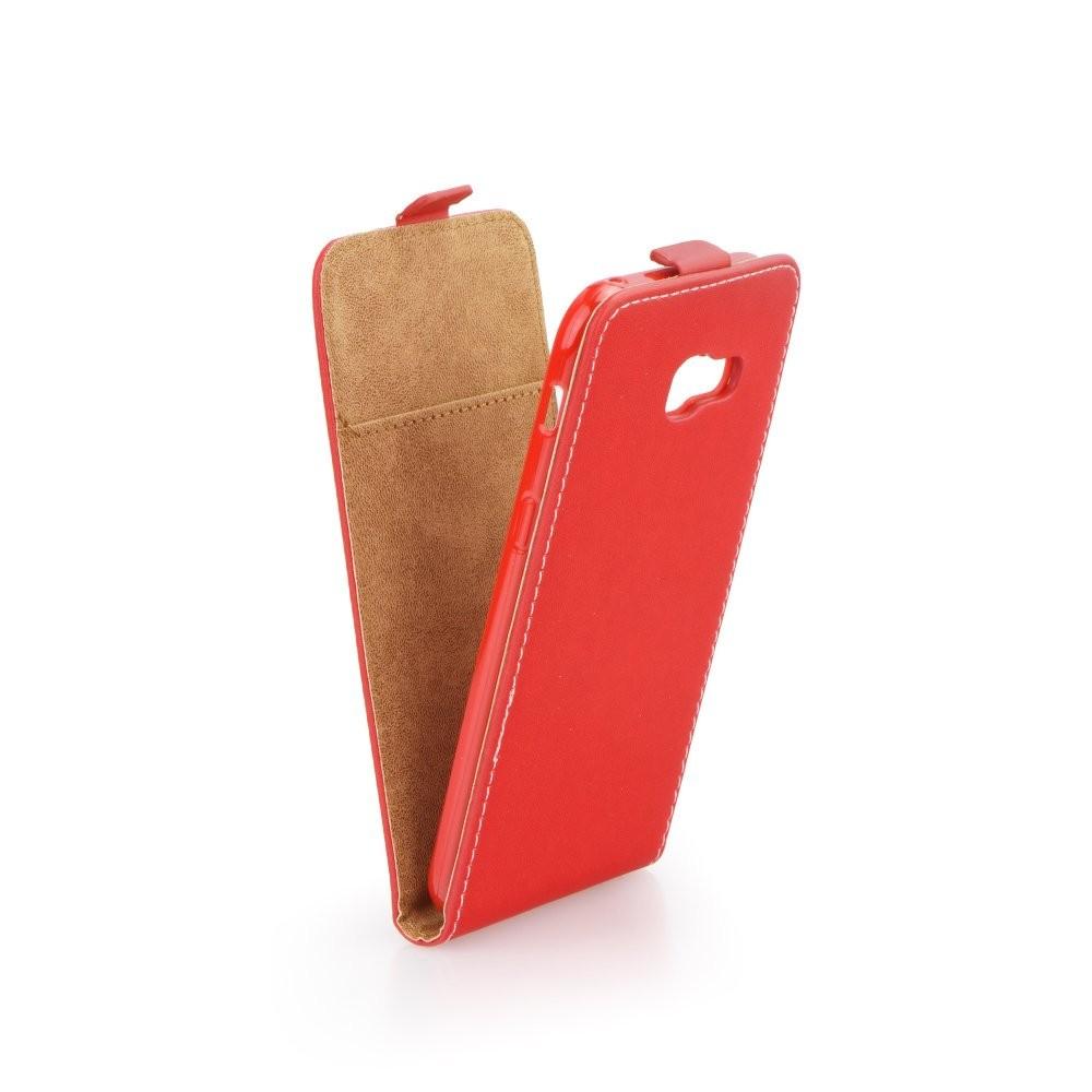 Husa Samsung Galaxy A5 2017 Flip Slim Flexi Fresh Rosie