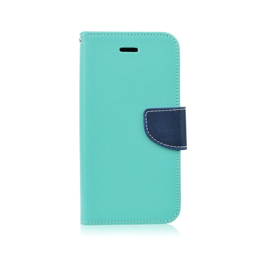 Husa Samsung Galaxy J5 2017 Fancy Book Menta-Bleumarin