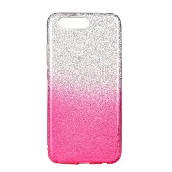 Husa Huawei P10 Forcell Shining Roz Transparenta